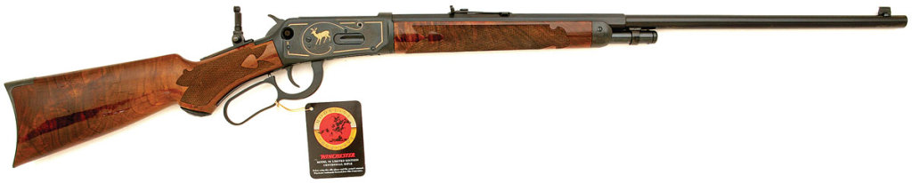 Winchester Model 94 Limited Centennial High Grade Lever Action Rifle
