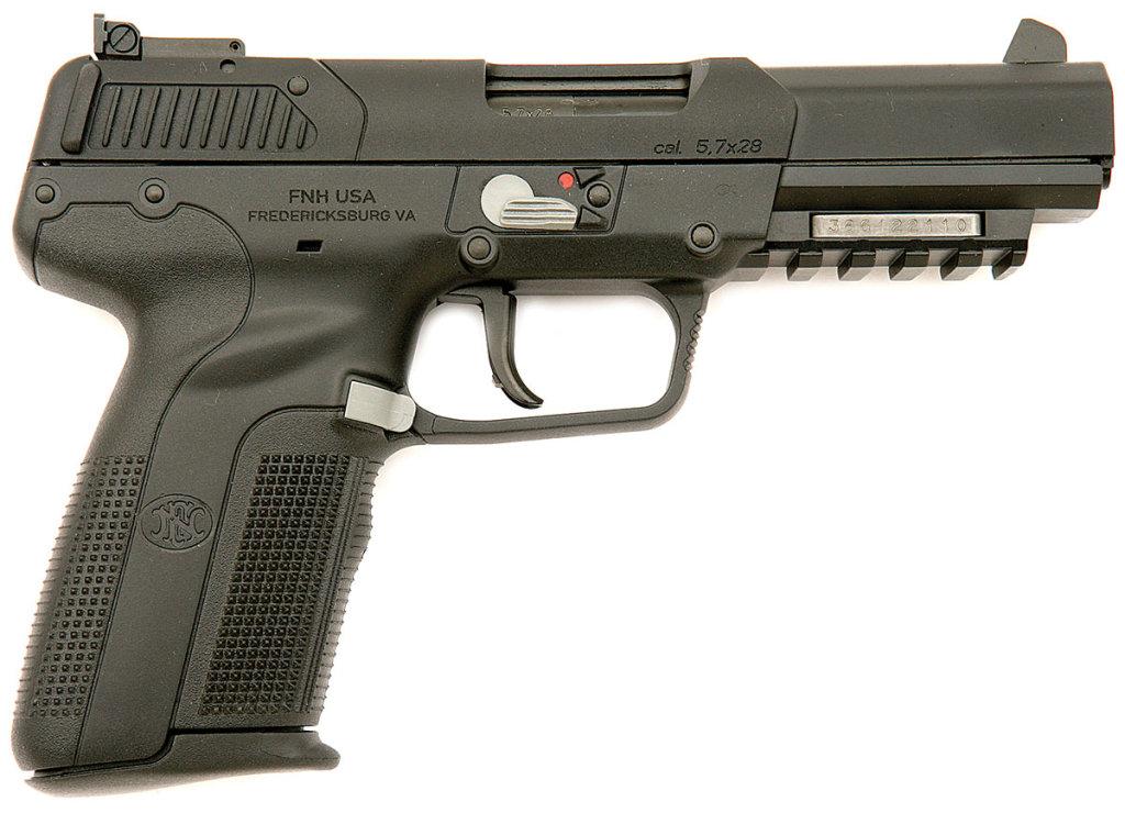 Fabrique Nationale Five-Seven Iom Semi-Auto Pistol