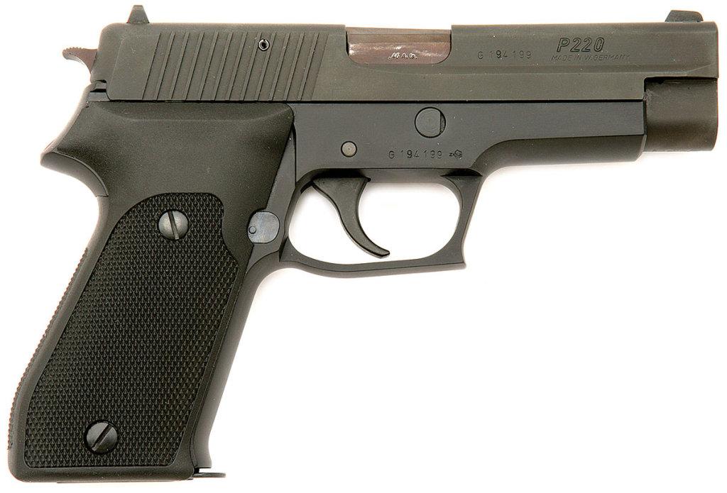 Sig Sauer P220 Semi-Auto Pistol