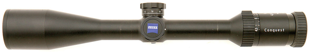 Zeiss MC Conquest 4 5-14X44MM Rifle Scope