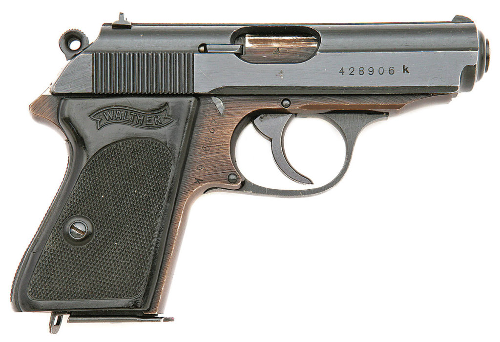 Walther PPK Dural Frame Commer... Auctions Online | Proxibid