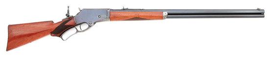 Very Fine Marlin Model 1881 Semi-Deluxe Light Frame Rifle