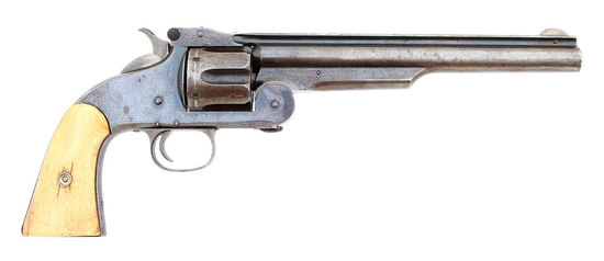 Smith & Wesson No. 3 First Model American Revolver