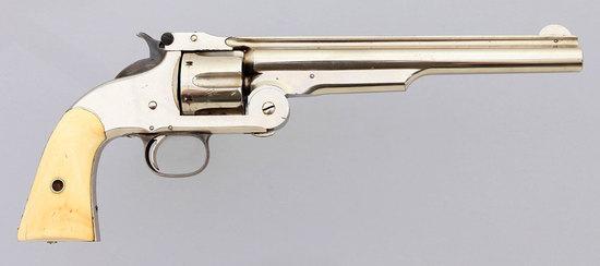Very Fine Smith & Wesson Second Model American Revolver