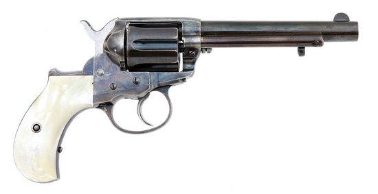 Colt Model 1877 Thunderer Double Action Revolver