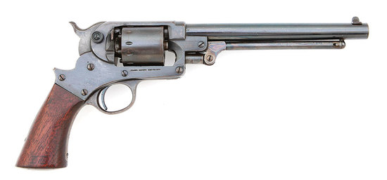 Starr Arms Co. Model 1863 Army Single Action Percussion Revolver