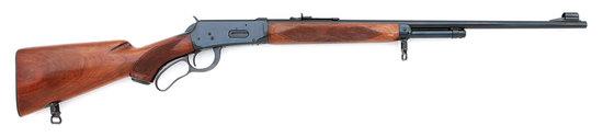 Winchester Model 64 Deluxe Lever Action Deer Rifle