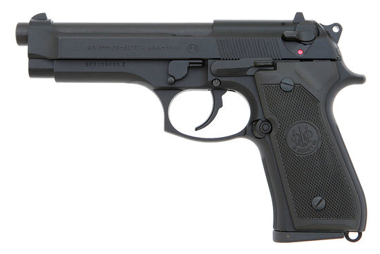 Very Rare Beretta M9-FS Semi-Auto Pistol Made for The U.S. Army Reserve Shooting Team