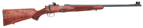 Fine Custom Winchester Model 52 Sporter Bolt Action Rifle by Jaeger