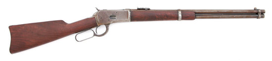 Winchester Model 1892 Royal Navy Saddle Ring Carbine