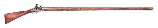 Unmarked Flintlock Fullstock Long Fowler