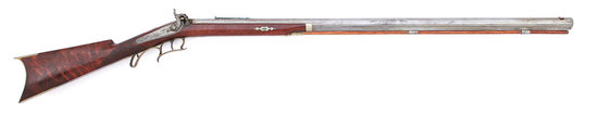New York Percussion Halfstock Sporting Rifle by Maynard