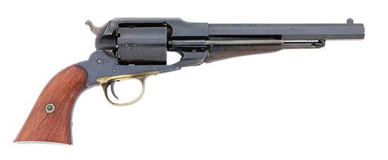 Remington New Model Army Metallic Cartridge Converted Revolver