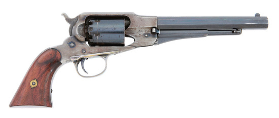 Remington New Model Navy Percussion Revolver
