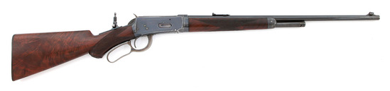 Winchester Model 1894 Special Order Deluxe Takedown Short Rifle