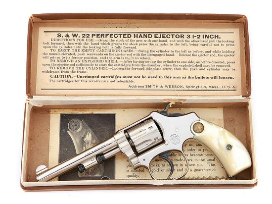 Smith & Wesson Second Model Ladysmith Revolver with Box
