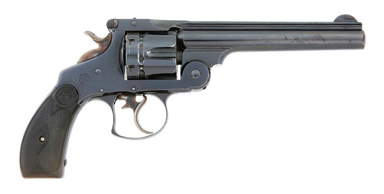 Fine Smith & Wesson 44 Double Action Frontier Revolver