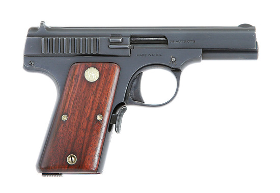 Scarce Smith & Wesson 32 Automatic Pistol