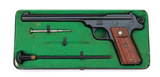 Excellent Smith & Wesson Straight Line Target Pistol with Original Case