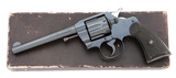 Minty Colt Army Special Double Action Revolver