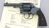Scarce Colt New Service Double Action Revolver