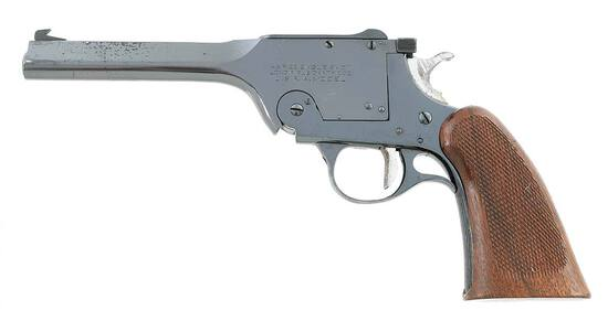 Harrington & Richardson U.S.R.A. Model Single Shot Target Pistol