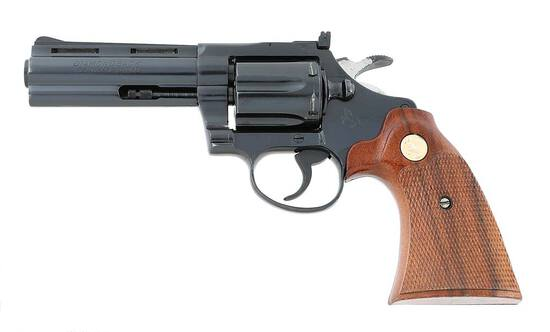 Colt Diamondback Double Action Revolver