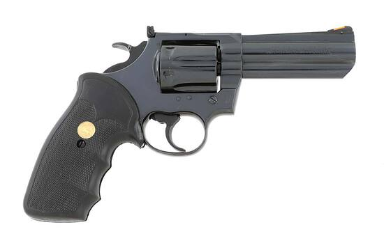 Scarce Colt King Cobra Double Action Revolver