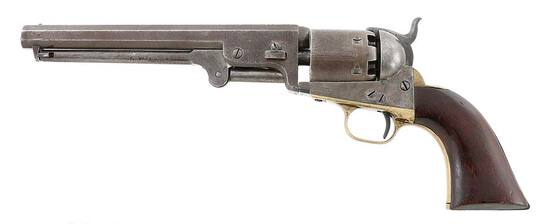 Colt Model 1851 Navy Percussion Revolver