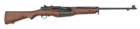 Very Fine Johnson Automatics Model 1941 Semi-Auto Rifle
