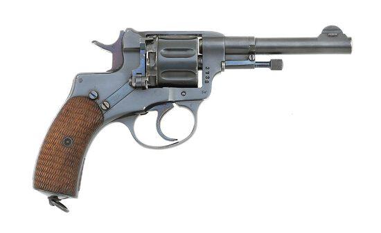 Scarce Polish NG30 Nagant Revolver by F.B. Radom
