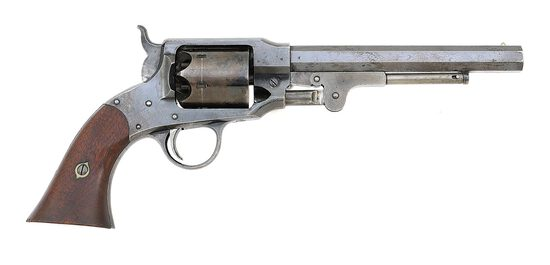 Rogers & Spencer Percussion Army Model Revolver