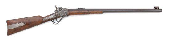 Sharps Model 1853 Slant Breech Percussion Sporting Rifle