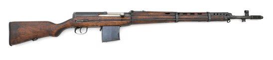 Scarce Soviet SVT-38 Semi-Auto Rifle by Izhevsk