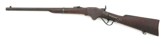 """Spencer Civil War Repeating Carbine Identified to a """"J. Taggart"""""""