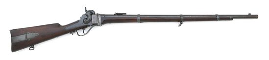 Sharps New Model 1863 Percussion Rifle