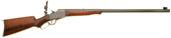 Bullard Semi-Deluxe Takedown Single Shot Target Rifle