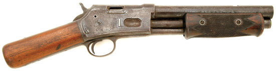 Colt Lightning Medium Frame Factory Cutaway Rifle