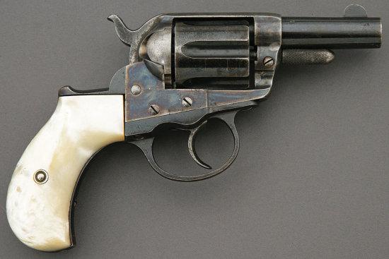 Colt Model 1877 Thunderer Revolver