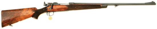 Beautiful Owens Brothers Magazine Sporting Rifle By Bob Owen