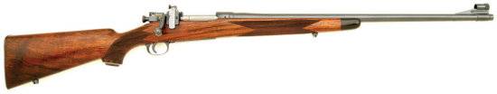 Lovely Custom 1903 Springfield Magazine Sporting Rifle From Kirkwood Of Boston