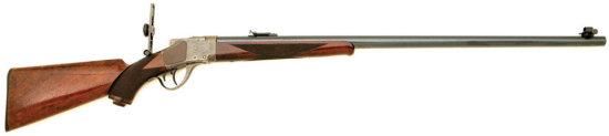 Sharps Borchardt Model 1878 Special Order Short Range Rifle