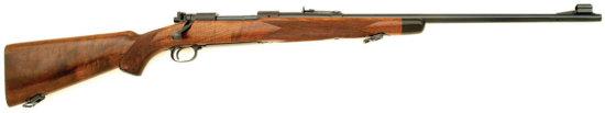 Winchester Pre '64 Model 70 Super Grade Rifle With Original Box