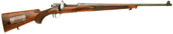 Interesting 1903 Springfield Magazine Sporting Rifle By Seymour Griffin