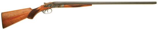 L. C. Smith Field Grade Sidelock Double Shotgun