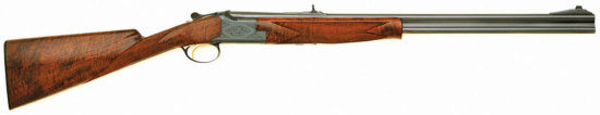 Browning Express Over Under Rifle