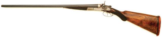 Boston Double Hammergun By William Schaefer