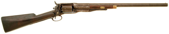 Colt Model 1855 Revolving Shotgun