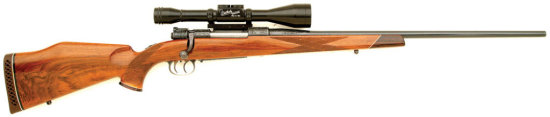 Custom German Weatherby Mauser By Kurt Jaeger