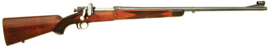 Custom 1903 Springfield Magazine Sporting Rifle By Griffin & Howe
